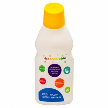 Freshbubble Средство для чистки унитаза 500мл
